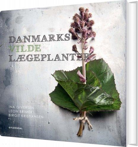 Image of   Danmarks Vilde Lægeplanter - Ina Giversen - Bog