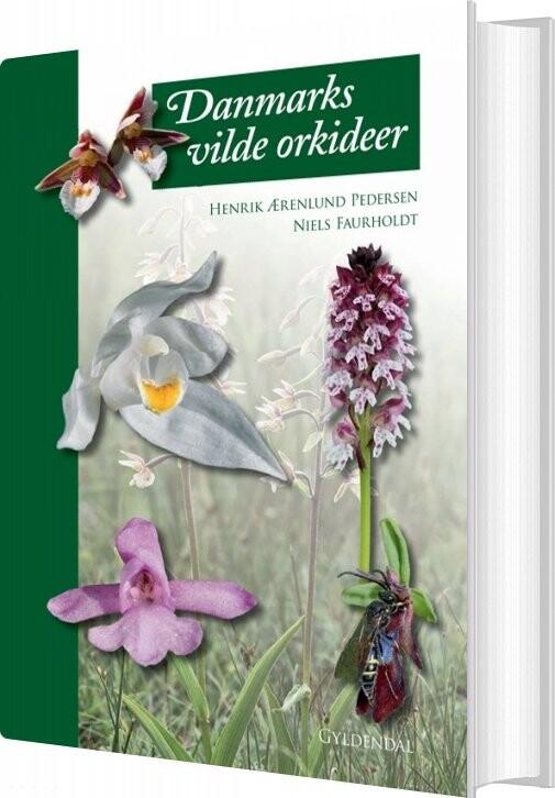 Image of   Danmarks Vilde Orkideer - Henrik ærenlund Pedersen - Bog