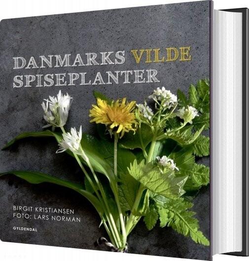 Image of   Danmarks Vilde Spiseplanter - Birgit Kristiansen - Bog