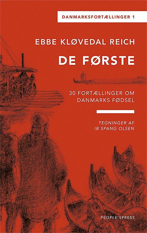 Billede af Danmarksfortællingerne, De Første - Ebbe Kløvedal Reich - Bog