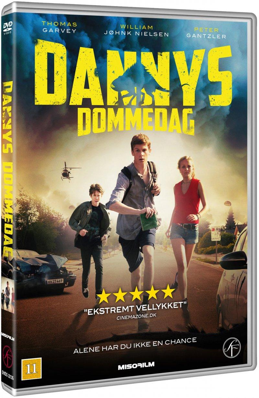Image of   Dannys Dommedag - DVD - Film