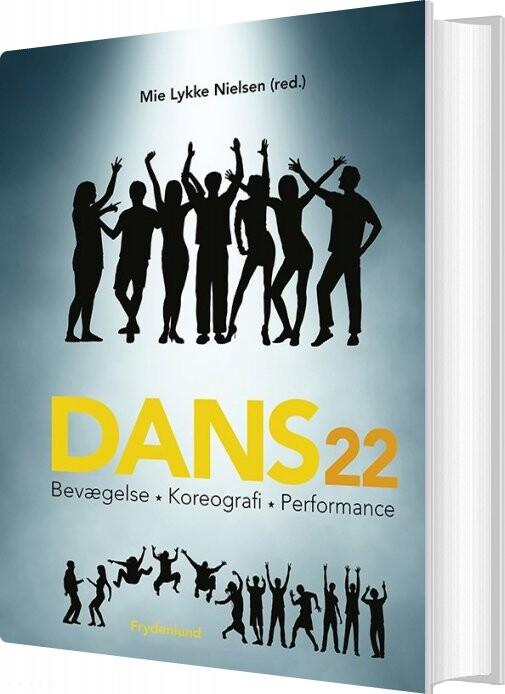 Image of   Dans 22 - Mie Lykke Nielsen - Bog