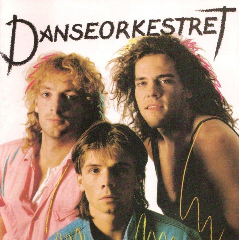 Image of   Danseorkestret - Kom Tilbage Nu - CD