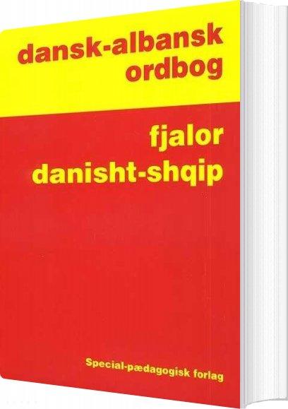 Image of   Dansk-albansk Ordbog - Gazmend Basha - Bog