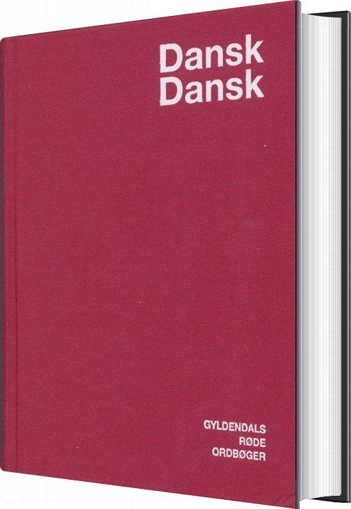 Image of   Dansk-dansk Ordbog - Sigrid Helles - Bog