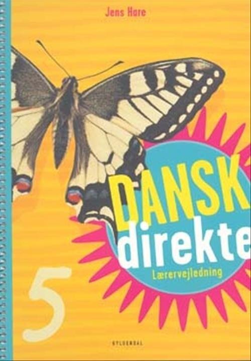 Image of   Dansk Direkte 5 - Jens Hare - Bog