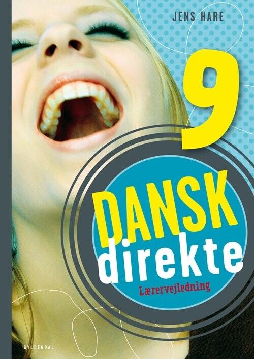 Image of   Dansk Direkte 9 - Jens Hare - Bog