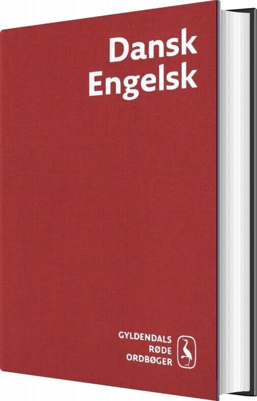 Image of   Dansk-engelsk Ordbog - Jens Axelsen - Bog