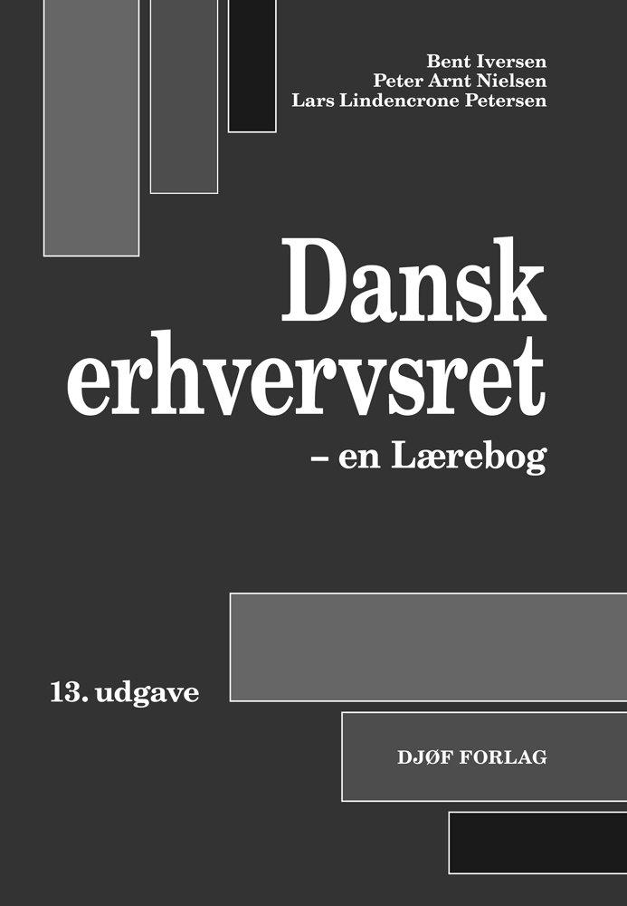 Billede af Dansk Erhvervsret - Bent Iversen - Bog
