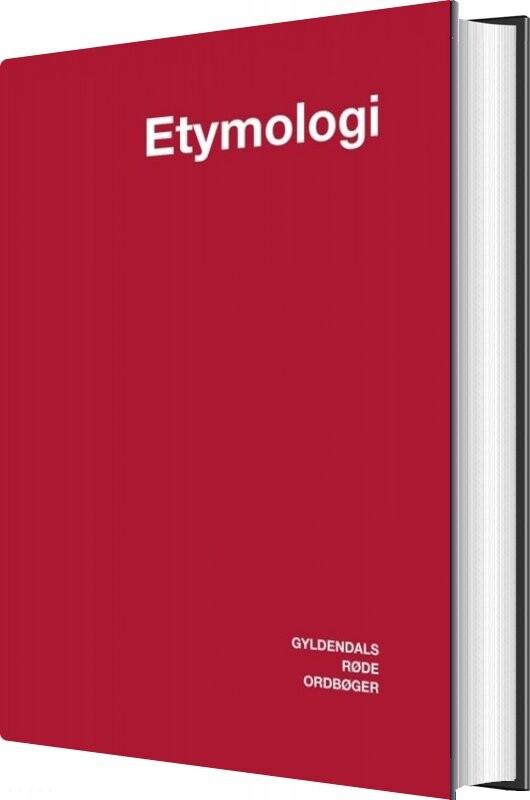 Image of   Dansk Etymologisk Ordbog - Niels åge Nielsen - Bog
