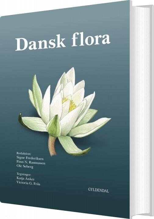 Image of   Dansk Flora - Ole Seberg - Bog