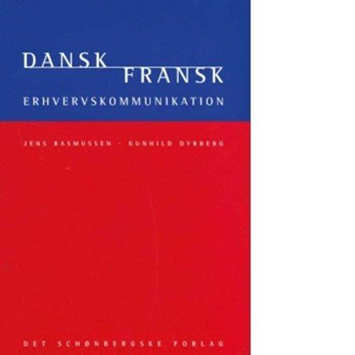 Image of   Dansk-fransk Erhvervskommunikation - Rasmussen - Bog