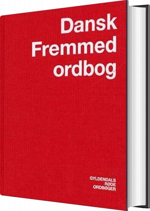 Image of   Dansk Fremmedordbog - Karl Hårbøl - Bog