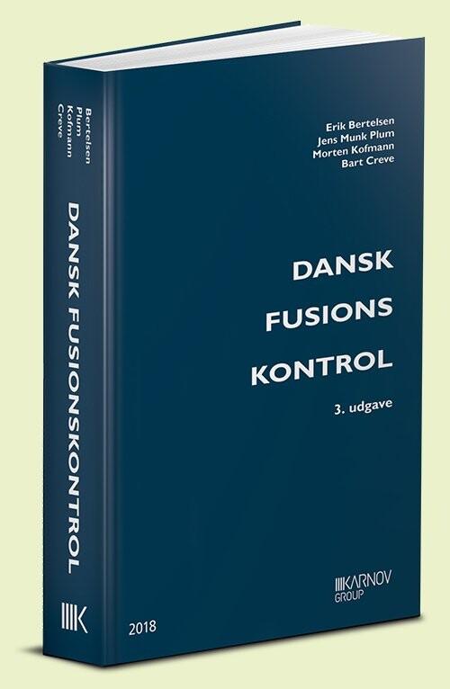 Image of   Dansk Fusionskontrol - Morten Kofmann - Bog