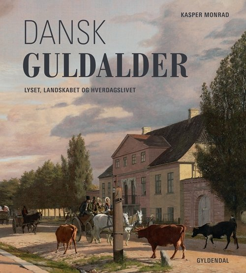 Billede af Dansk Guldalder - Kasper Monrad - Bog