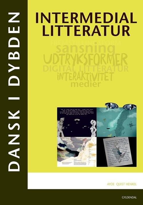 Image of   Dansk I Dybden - Intermedial Litteratur - Ayoe Quist Henkel - Bog
