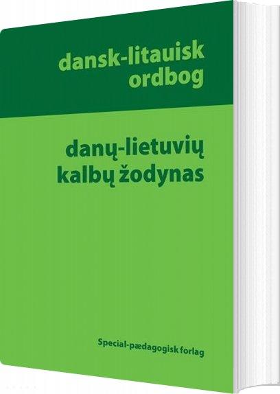 Image of   Dansk-litauisk Ordbog - Diverse - Bog