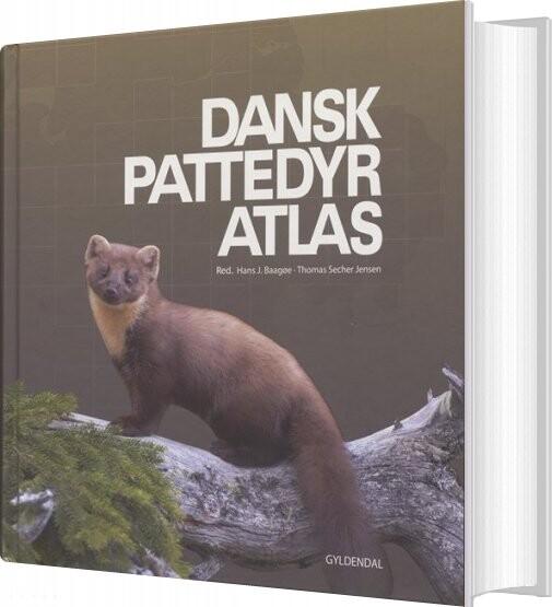 Image of   Dansk Pattedyratlas - Hans Baagøe - Bog