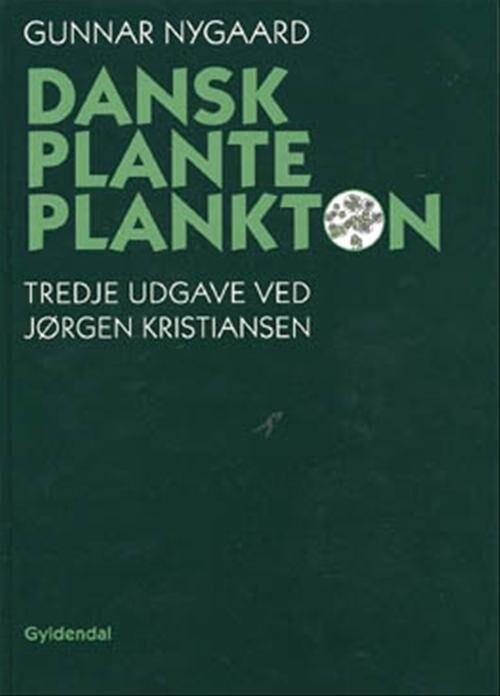 Image of   Dansk Planteplankton - Jørgen Kristiansen - Bog