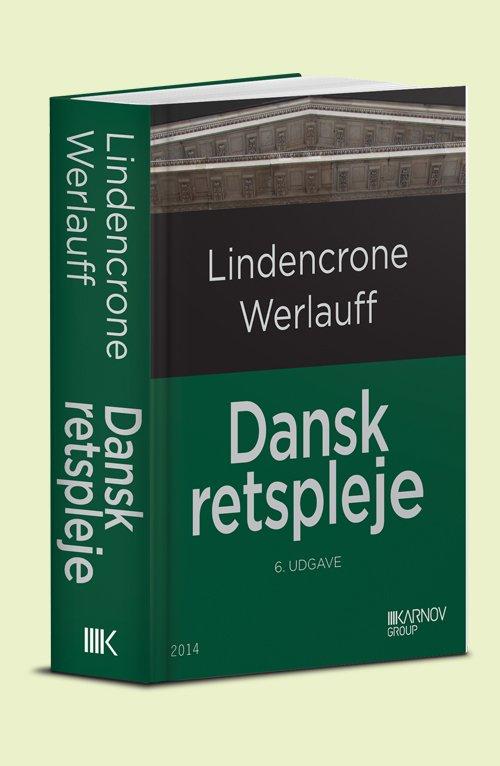 Image of   Dansk Retspleje - Erik Werlauff - Bog