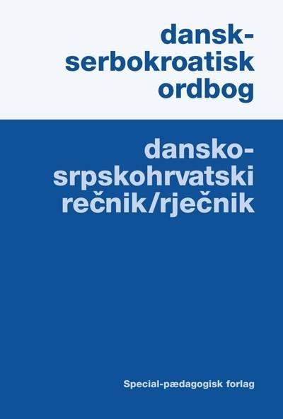 Image of   Dansk-serbokroatisk Ordbog - Diverse - Bog