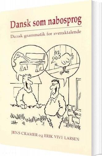 Billede af Dansk Som Nabosprog - Jens Cramer - Bog
