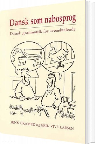 Image of   Dansk Som Nabosprog - Jens Cramer - Bog