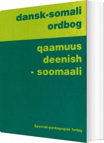 Image of   Dansk-somali Ordbog - Abdulahi Mukhtar Hussein - Bog