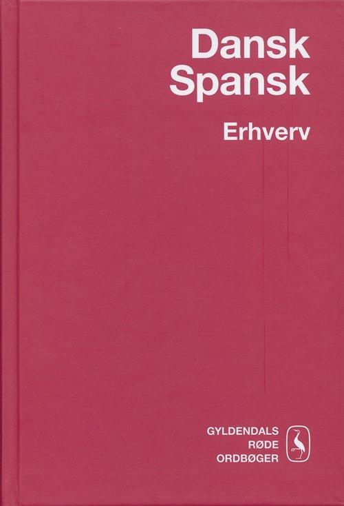 Image of   Dansk-spansk Erhvervsordbog - Sven Tarp - Bog