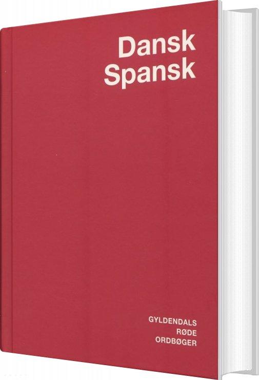 Image of   Dansk-spansk Ordbog - Pia Vater - Bog