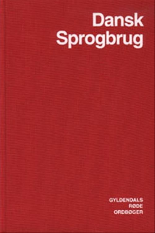 Image of   Dansk Sprogbrug - Erik Bruun - Bog