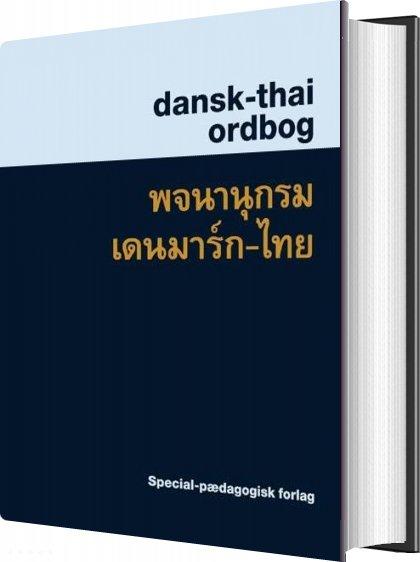 Image of   Dansk-thai Ordbog - Diverse - Bog