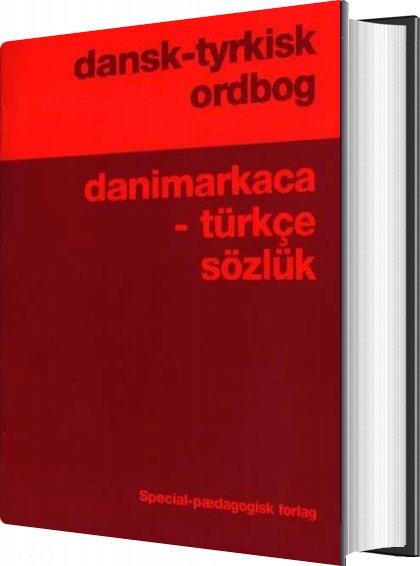Image of   Dansk-tyrkisk Ordbog - Murat Alpar - Bog