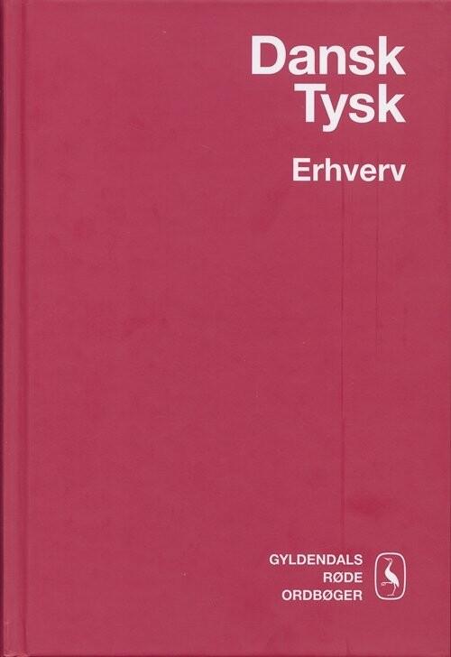 Image of   Dansk-tysk Erhvervsordbog - Ole Lauridsen - Bog