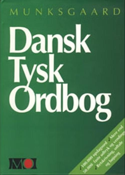 Dansk-tysk Ordbog - Henrik Lange - Bog