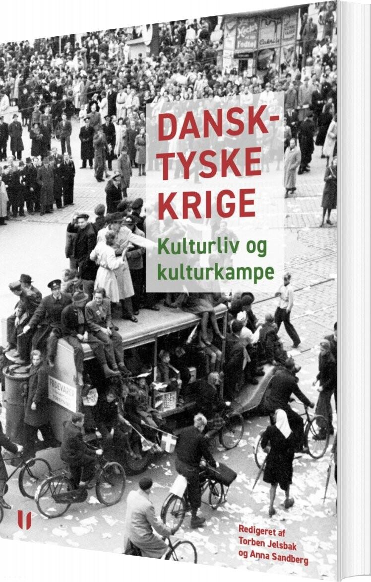 Dansk-tyske Krige - Martin Zerlang - Bog