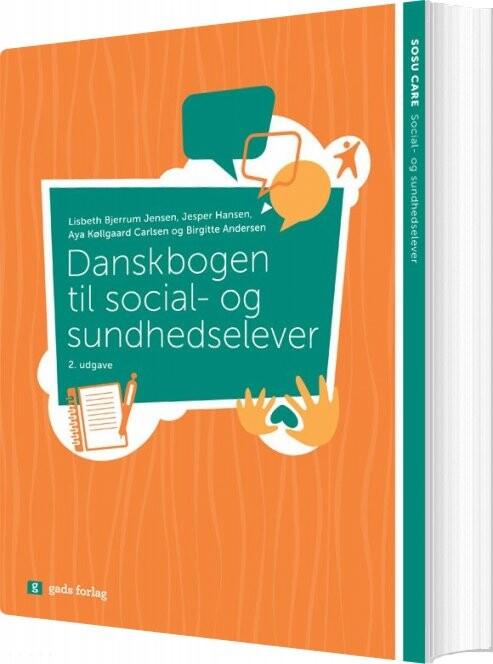 Image of   Danskbogen Til Social- Og Sundhedselever 2. Udgave - Birgitte Andersen - Bog