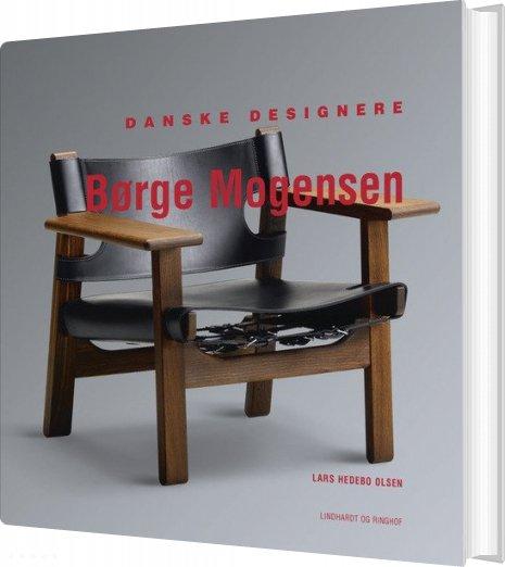 Image of   Børge Mogensen Bog - Danske Designere - Lars Hedebo Olsen - Bog