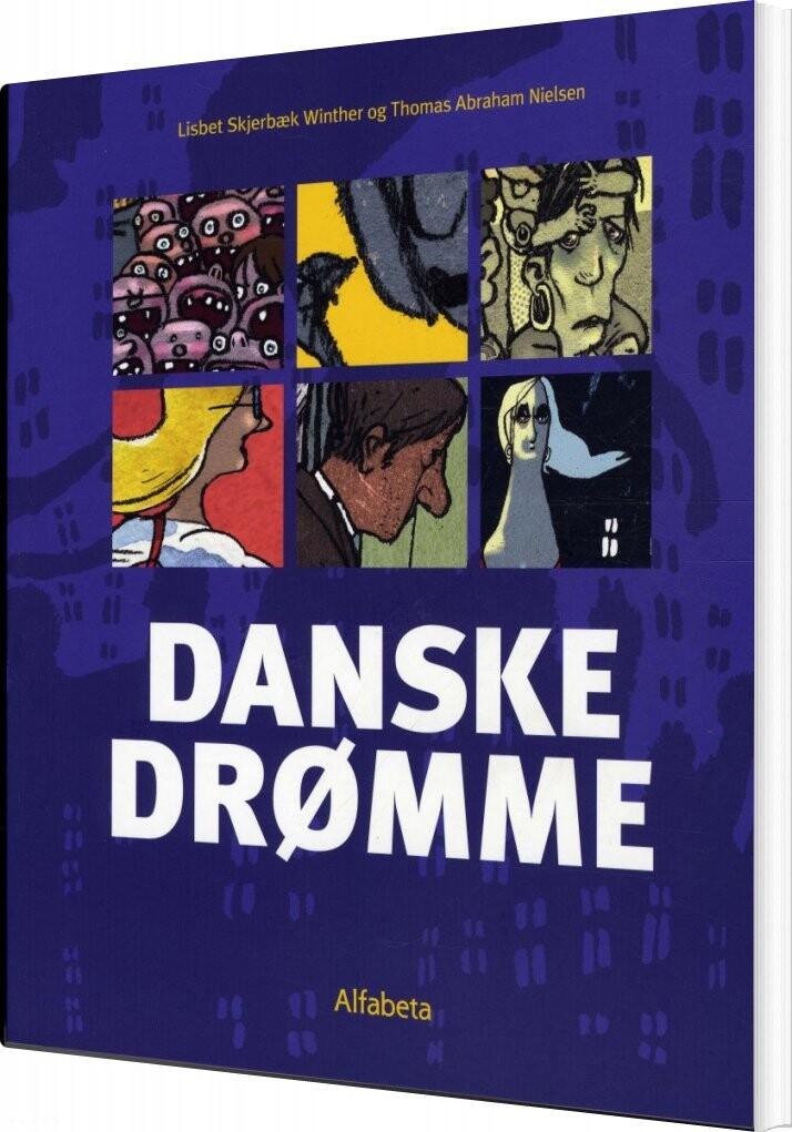 Image of   Danske Drømme - Thomas Abraham Nielsen - Bog