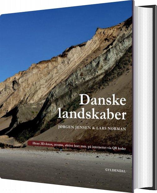 Image of   Danske Landskaber - Jørgen Jensen - Bog