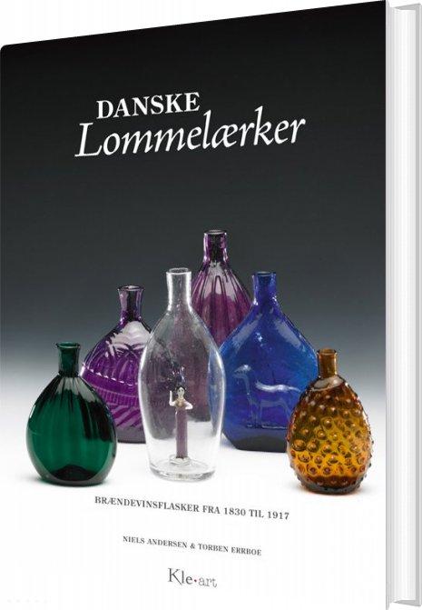 Billede af Danske Lommelærker - Niels Andersen - Bog