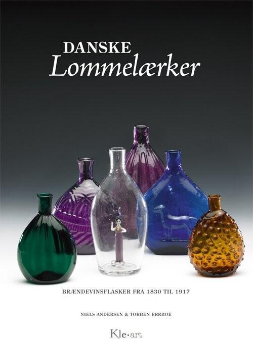 Image of   Danske Lommelærker - Niels Andersen - Bog