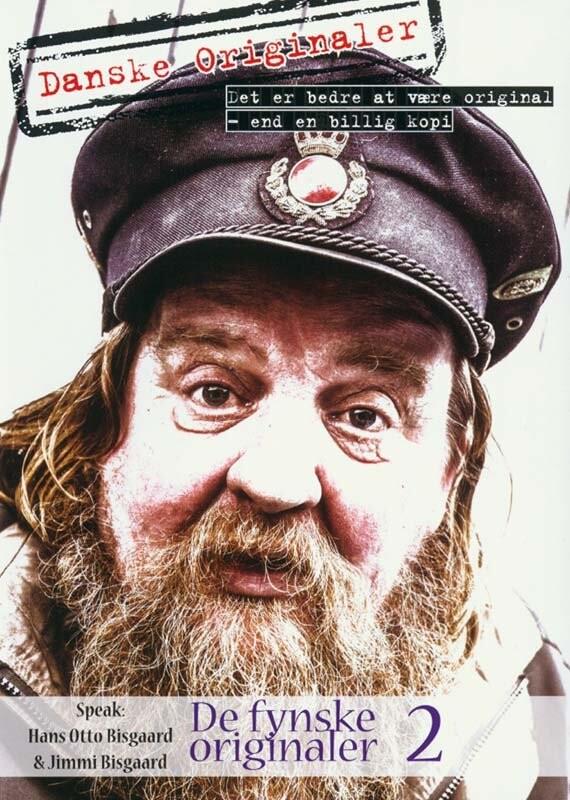 Danske Originaler - De Fynske Originaler 2 - DVD - Tv-serie