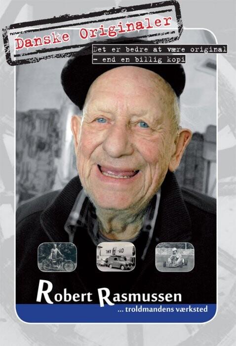 Image of   Danske Originaler Robert Rasmussen - Troldmandens Værksted - DVD - Film