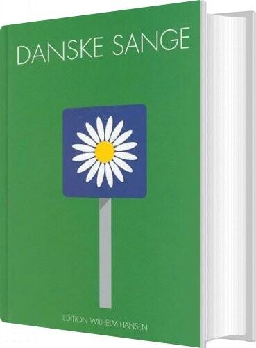 Danske Sange - Inge Marstal - Bog