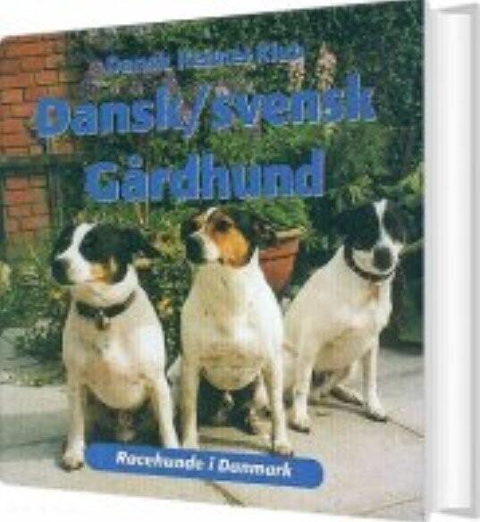 Dansk/svensk Gårdhund - Dansk Kennel Klub - Bog