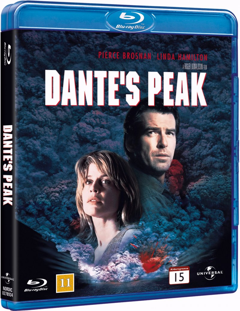 Image of   Dantes Peak - Blu-Ray