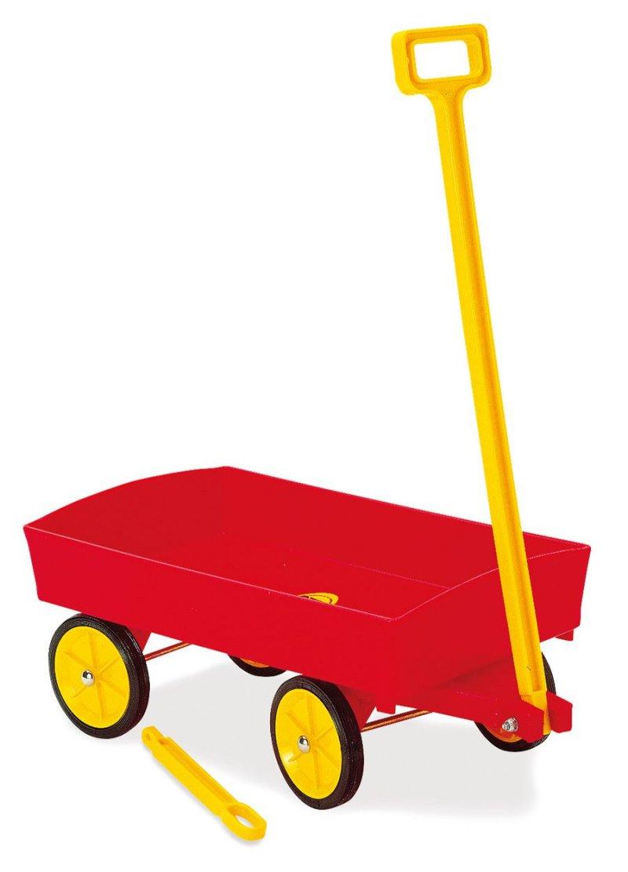 Dantoy Anhænger/trækvogn Til Scooter - Rød