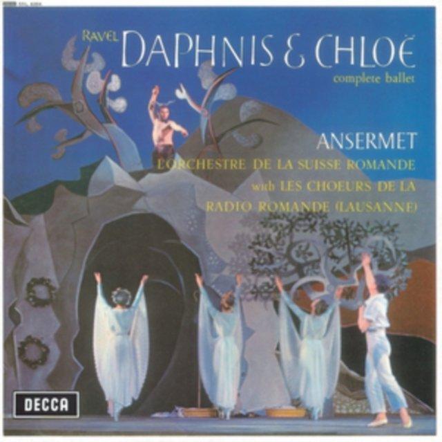 Image of   Ernest Ansermet - Daphnis Et Chloé - Vinyl / LP