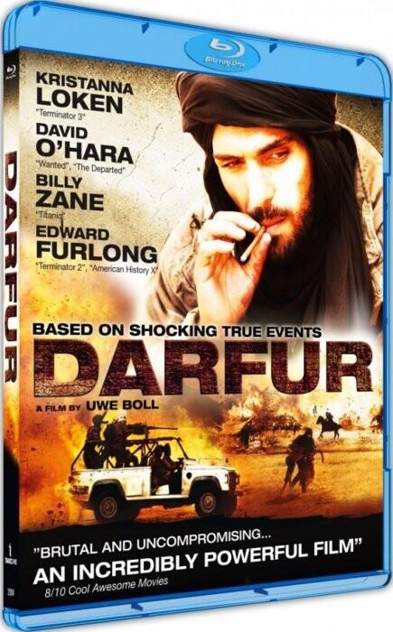 Image of   Darfur - Blu-Ray